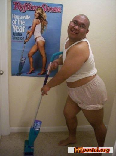 naked gay midget